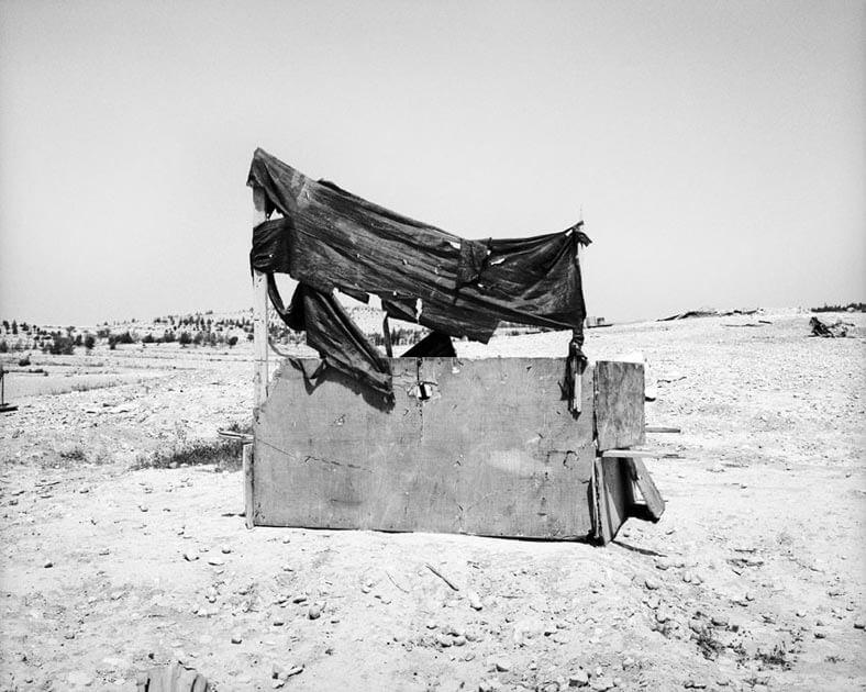 Miki Kratsman, Displaced (9), 2010, digital pigment print, 90X109 cm