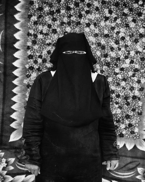 Miki Kratsman, Displaced (11), 2010, digital pigment print, 124X90 cm