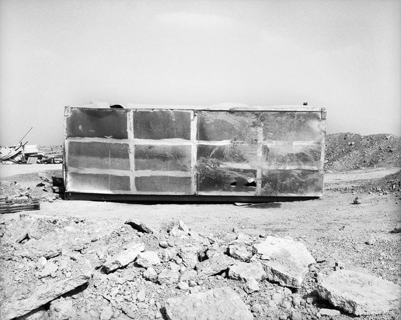 Miki Kratsman, Displaced (4), 2010, digital pigment print, 90X109 cm