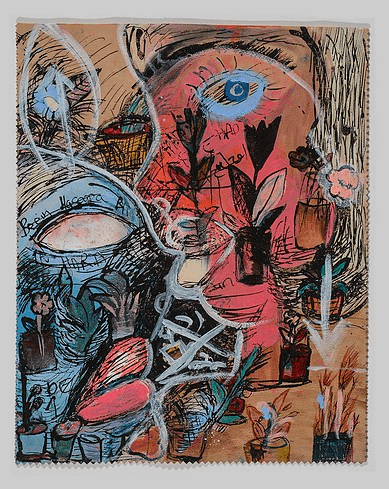 מדור של דנה - רקפת וינר עומר, ללא כותרת, 2014