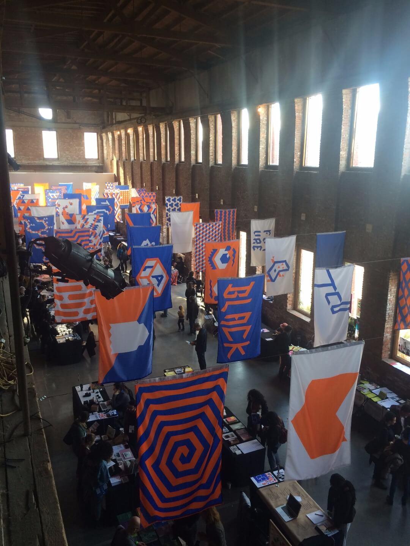היריד לבתי ספר אלטרנטיביים לאמנות, פיוניר וורקס ניו יורק