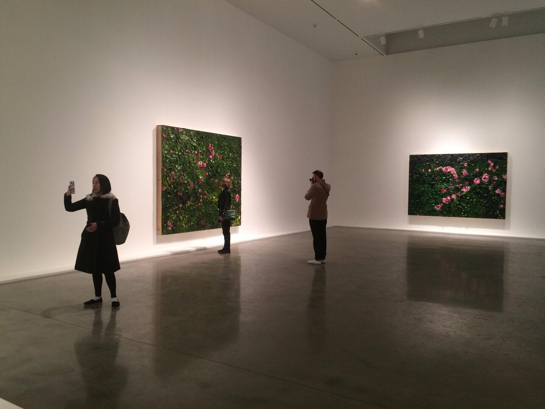 Julian Schnabel- Pace Gallery- תמונה 15
