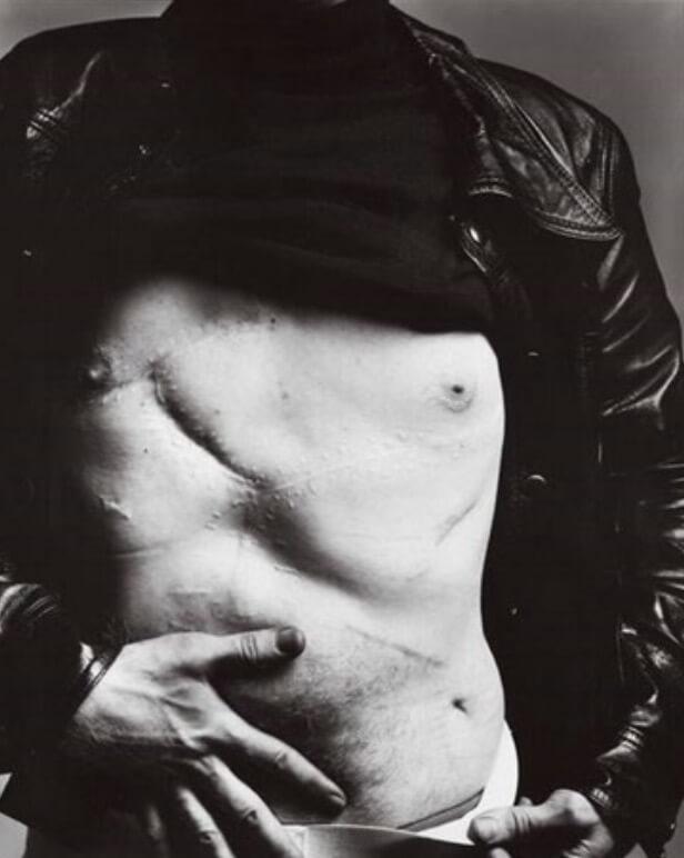 2- Richad Avedon, Andy Warhol, artist, 1969