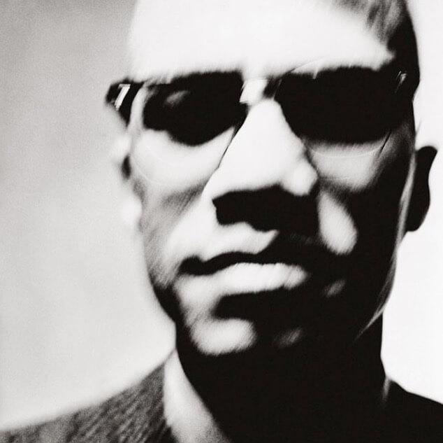 1- Richad Avedon, Macolm X, black nationalist leader, 1963