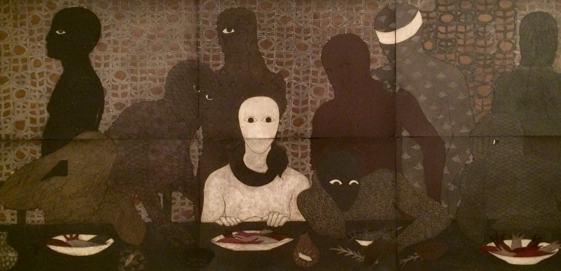 3_Belkis Ayon, The Supper, 1991