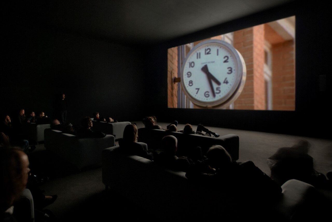 From the video installation The clock 2010 - Courtesy of the artist
