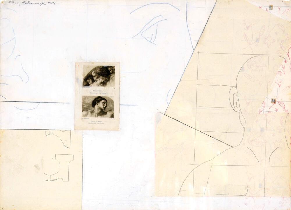 הנרי שלזניאק, ללא כותרת, 1968