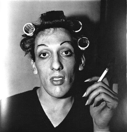 דיאן ארבוז, גבר צעיר בניו יורק, 1965