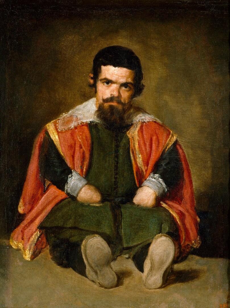 ולסקז, הבופון סבסטיאן דה מורה, 1645