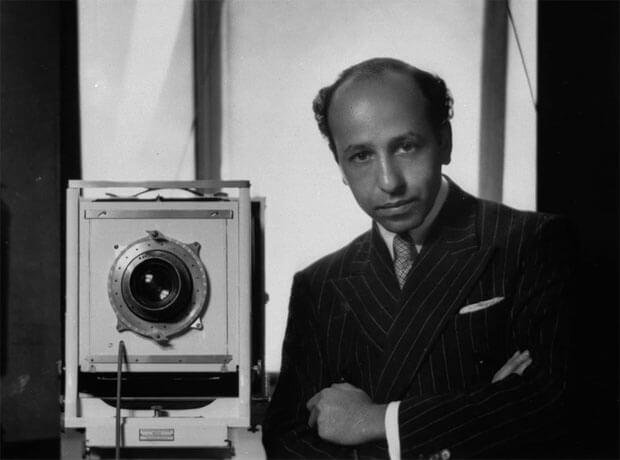 יוסוף קארש, דיוקן עצמי, 1941