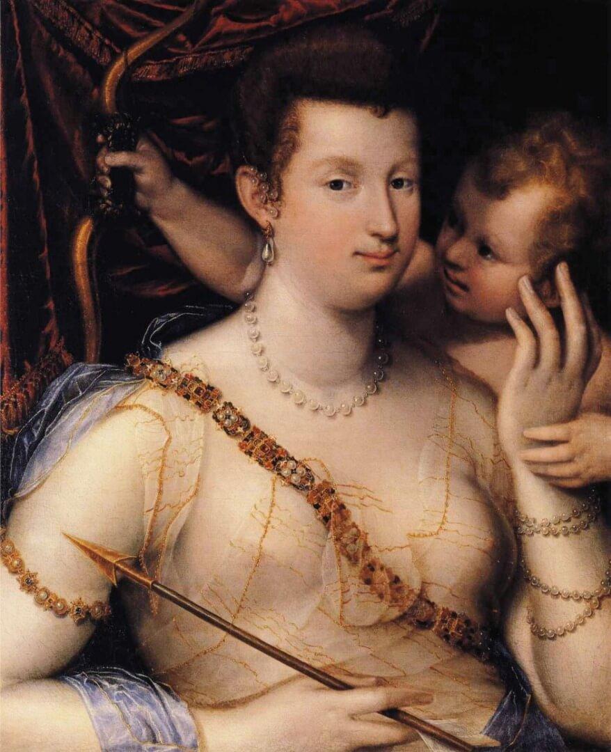 פונטנה איזבלה רואיני כוונוס 1592