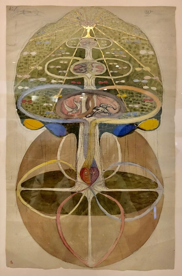 9_Tree of Knowledge, 1913-15