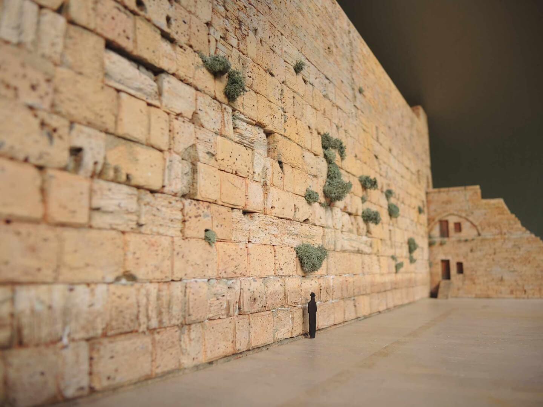 welcome-to-jerusalem-modell-klagemauer-galleryimage