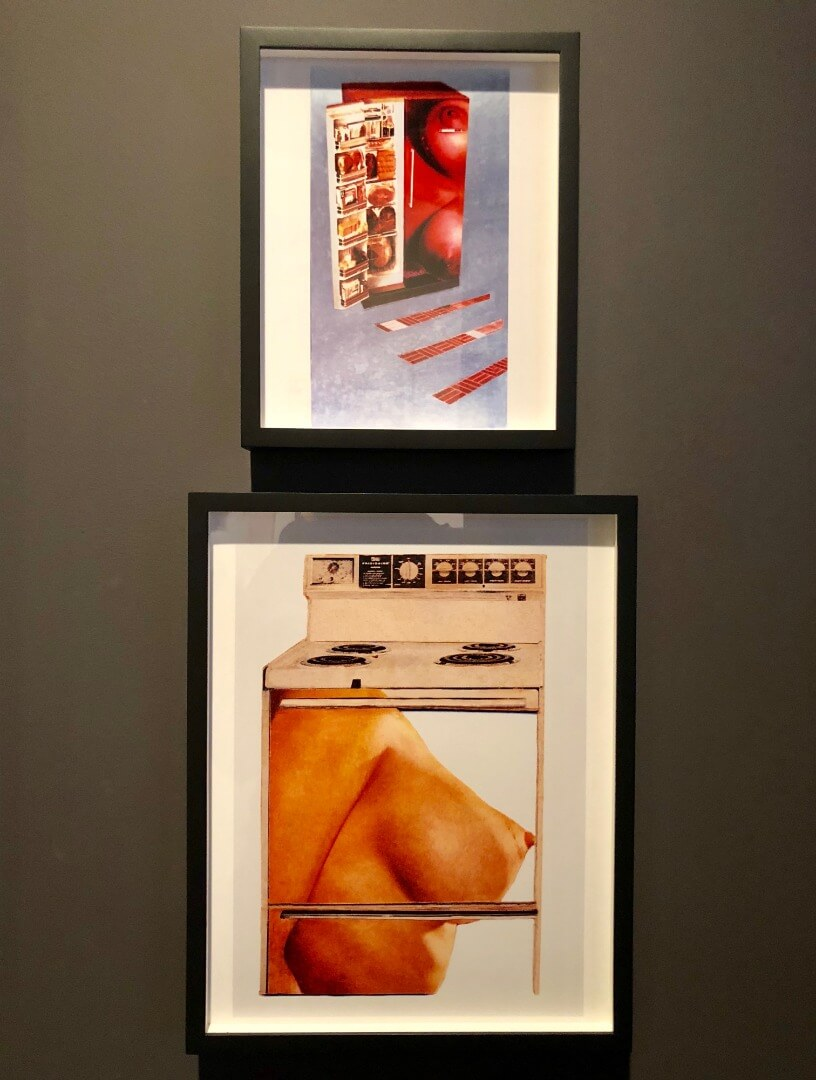 4_Marth Rosler_Cold Meat 2, or Kitchen 2, Kitchen 1, or Hot Meat, from the series Body Beautiful, or Beauty Knows No Pain, 1966-72