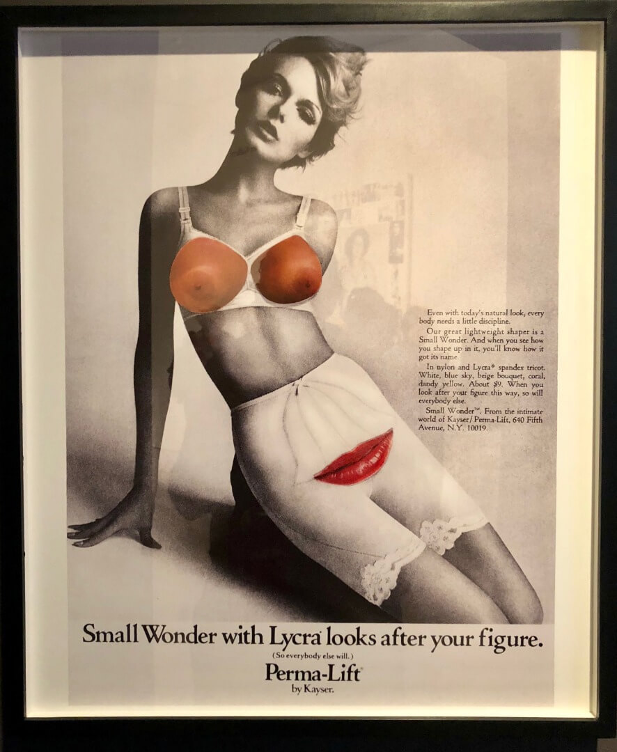3_Marth Rosler_from the series Body Beautiful, or Beauty Knows No Pain, 1966-72