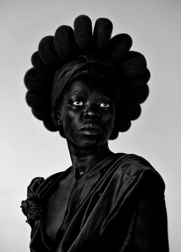 Zanele Muholi- Ntozakhe II, Parktown, Johannesburg, 2016