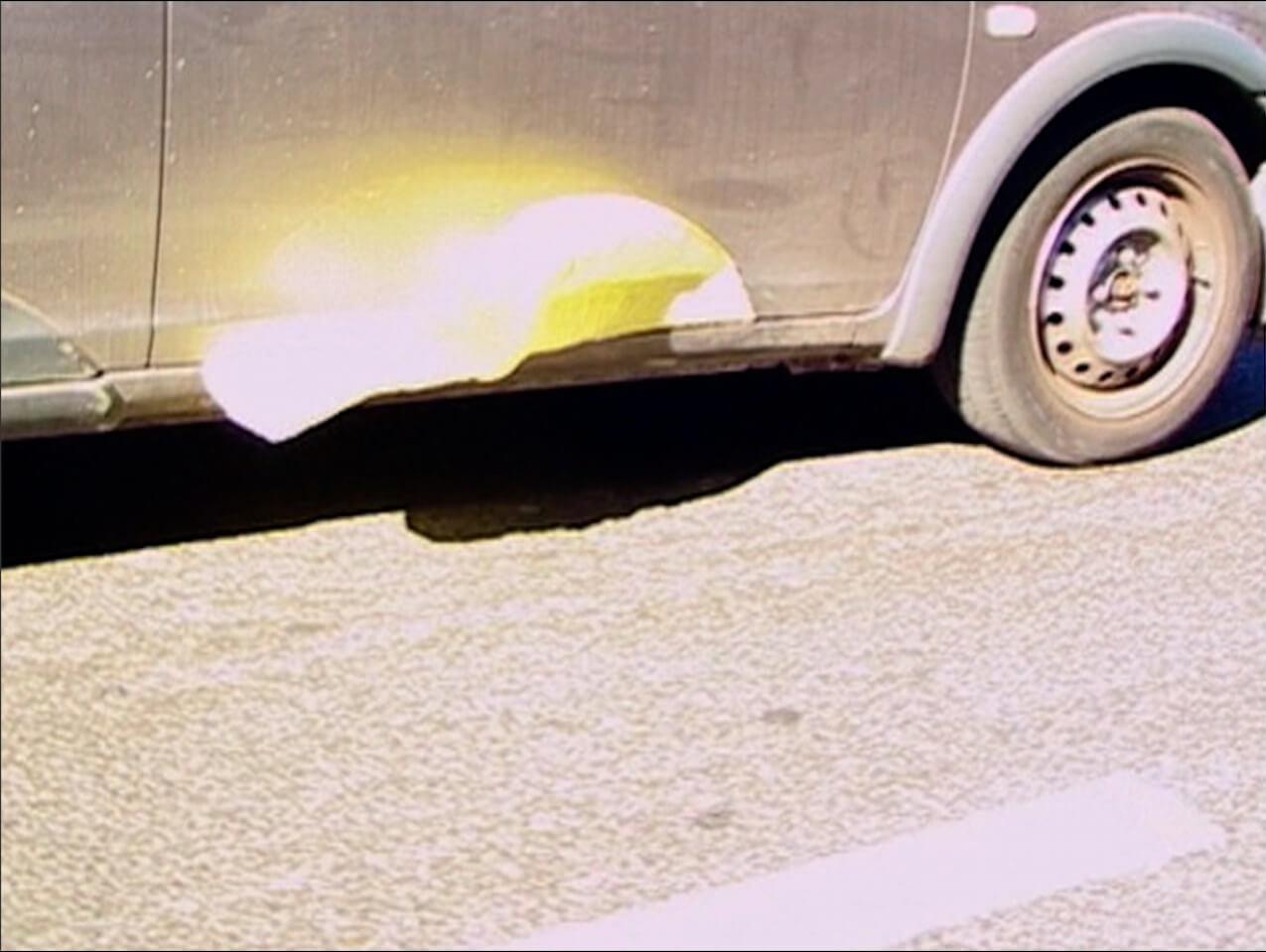 שרון בלבן, ללא כותרת – חצאית- 2007, וידאו