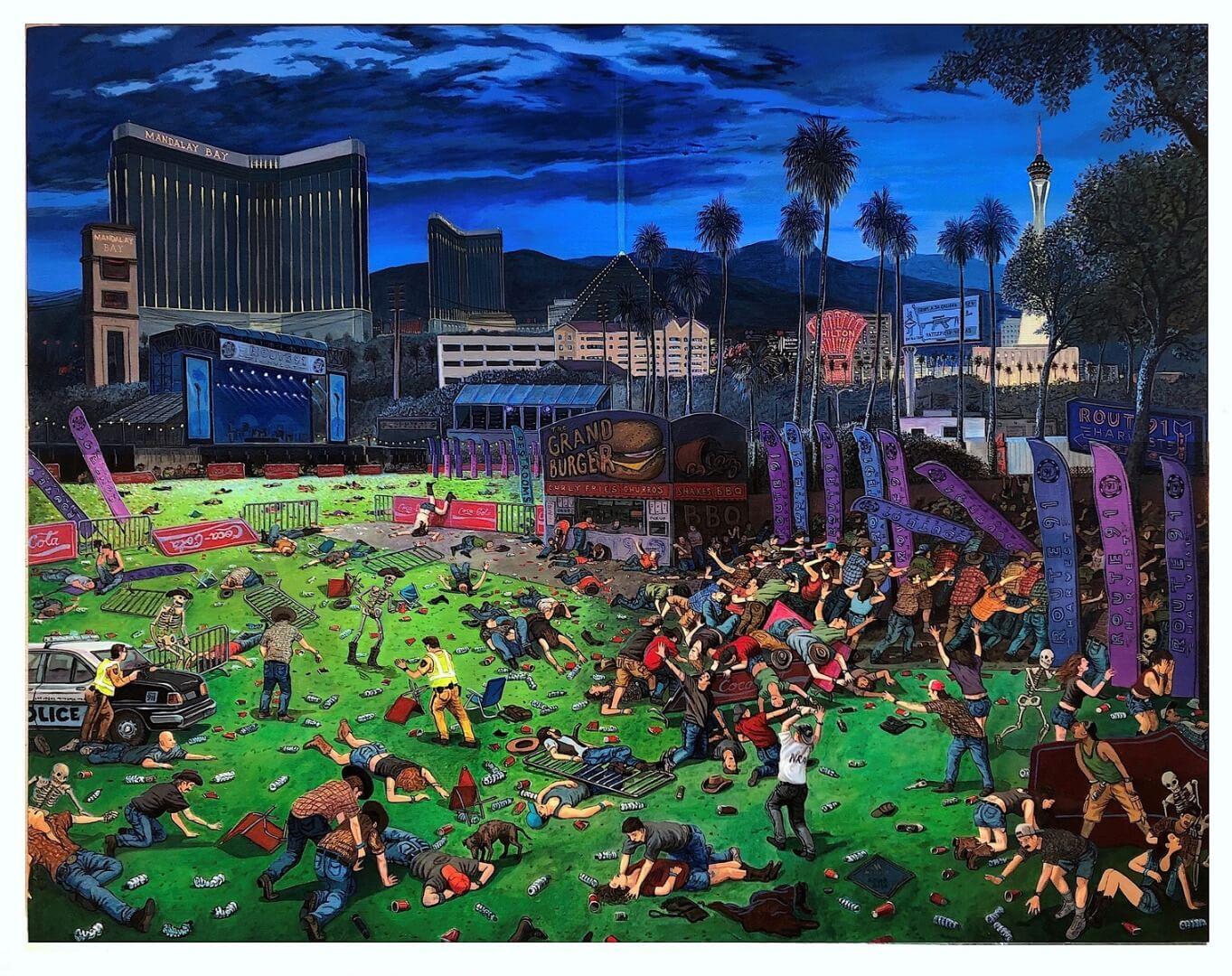 2018_The Triumph of Death (Las Vegas)_45x58