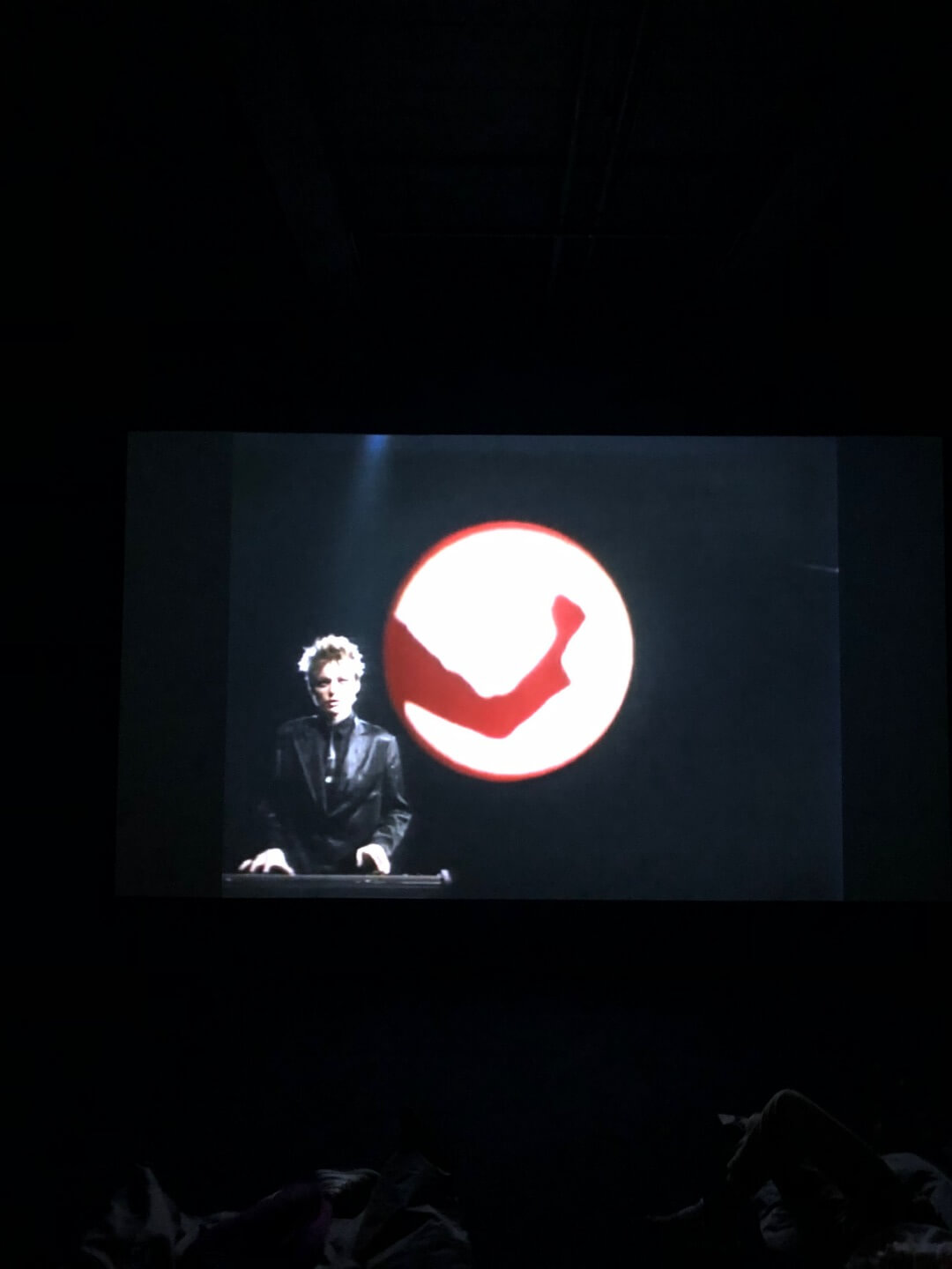 2_Laurie Anderson, O Superman, 1982, video