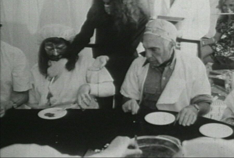 barbara smith ritual meal 1969