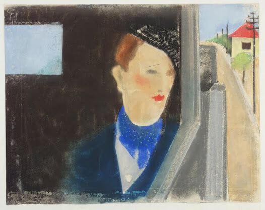 פרדריקה דיקר ברנדייס, 1942 בקירוב