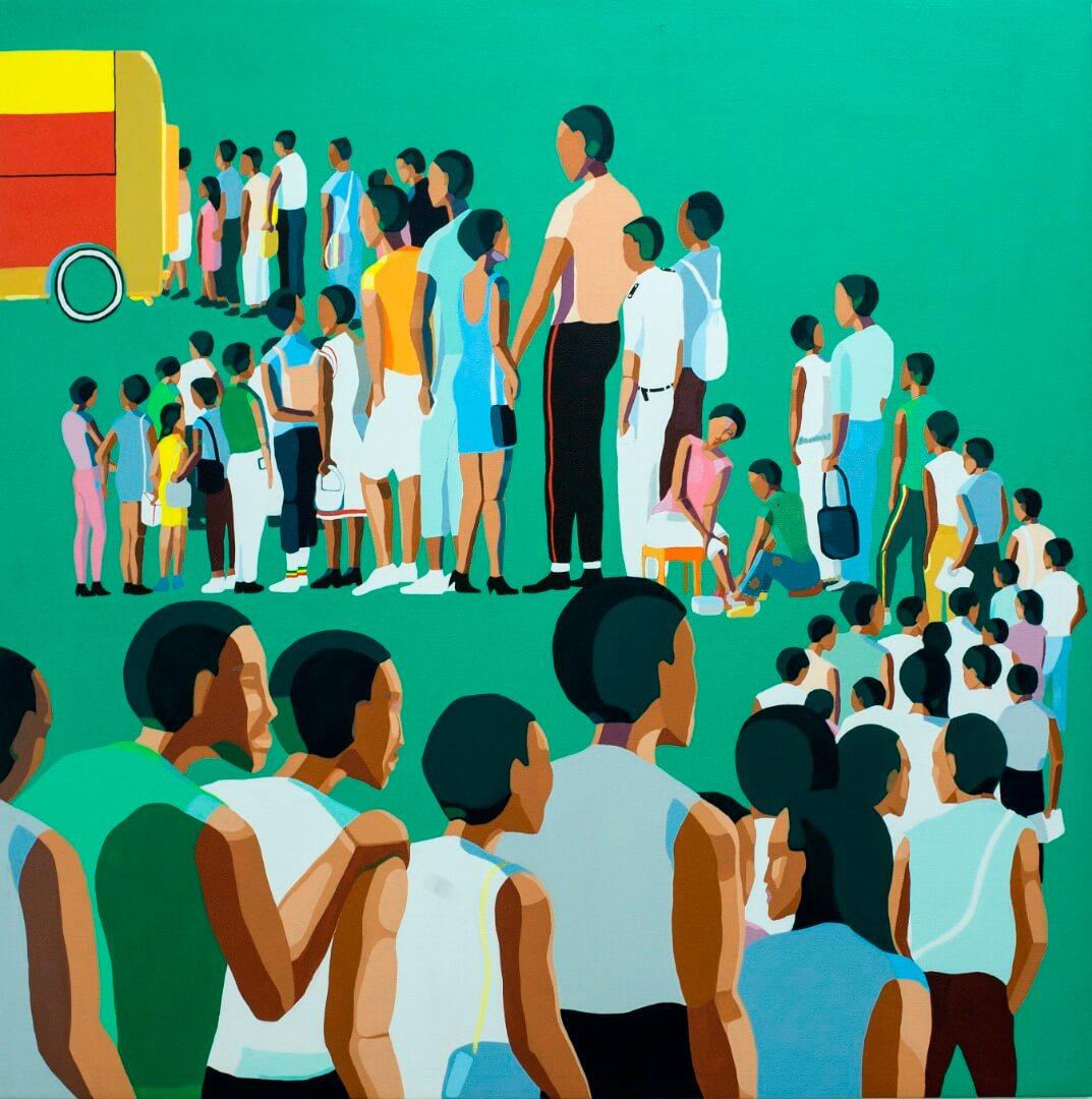 Nirit Takele- Addis Line