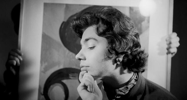 ילדיז מורן, דיוקן עצמי 1955