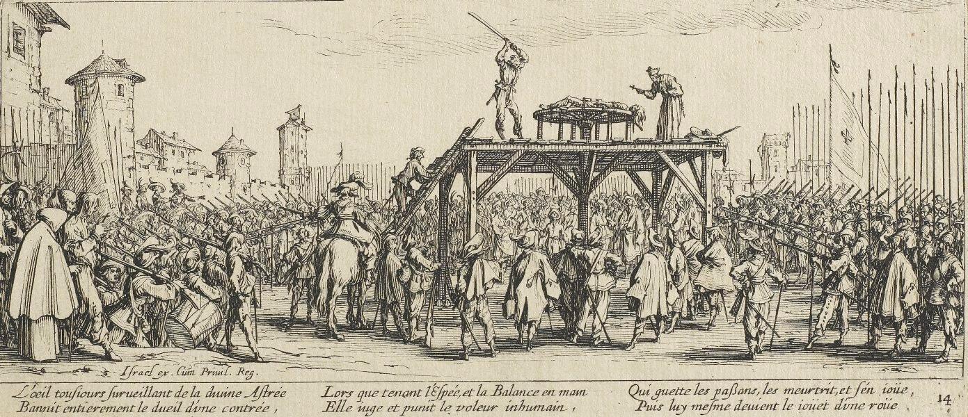 קאיו, הגלגל, 1633