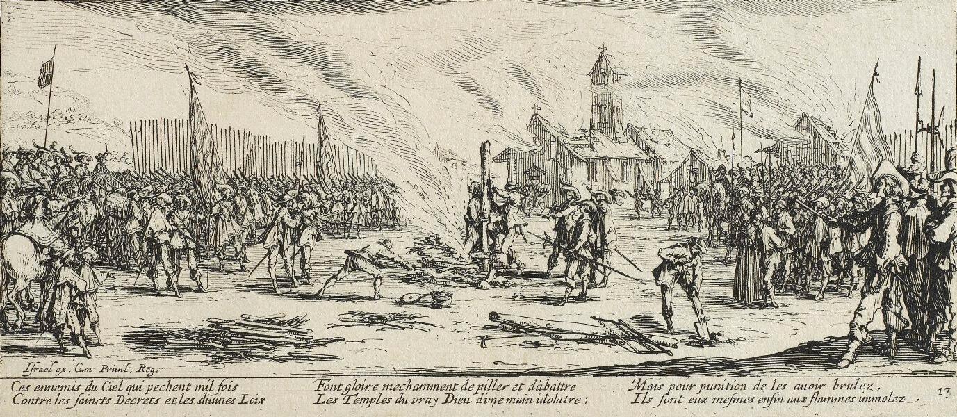 קאיו, המוקד, 1633