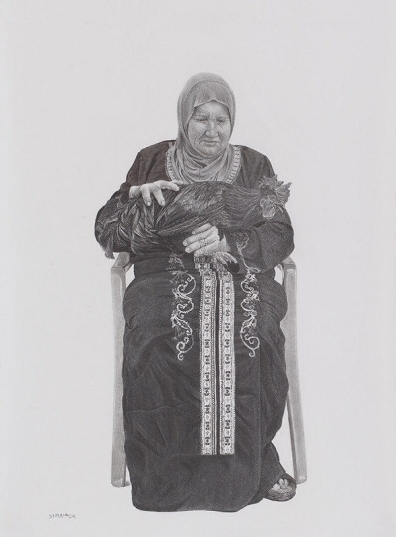 סמאח שחאדה אימא ותרנגול, 2019