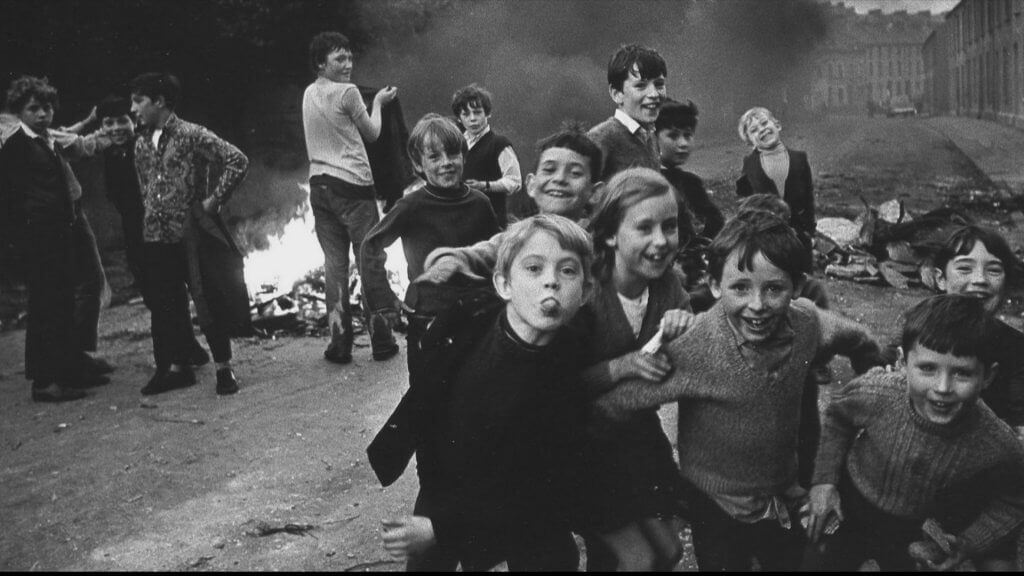 ספנגלר, לונדונדרי צפון אירלנד 1972
