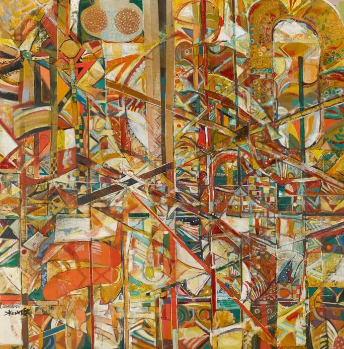 בוגוסיאן, צומת, 1972
