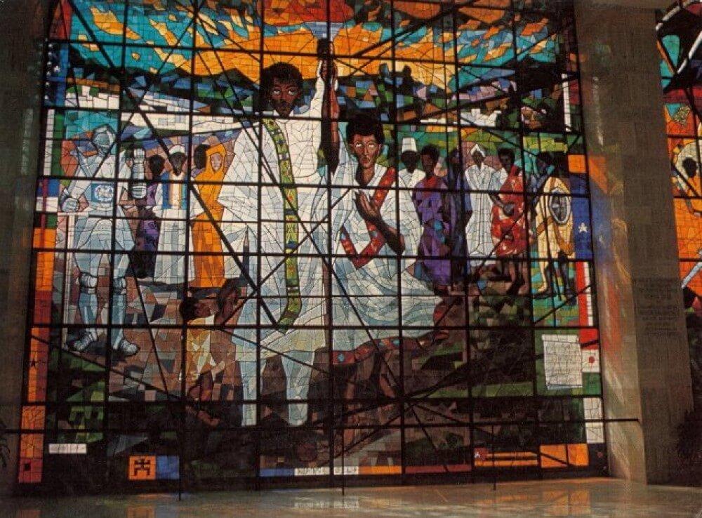 טקלה, השחרור המוחלט של אפריקה, 1968, אדיס אבבה