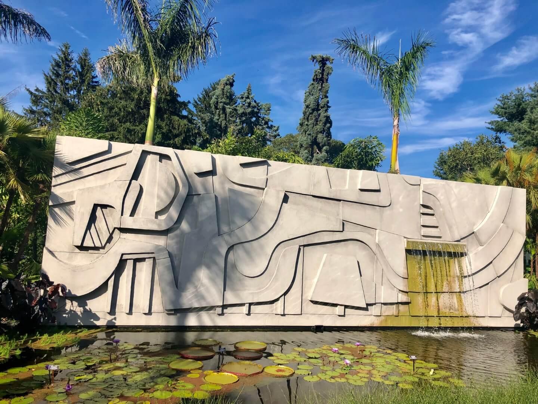 3_Roberto Burle Marx, The Modernist Garden, NYBG Exhibition