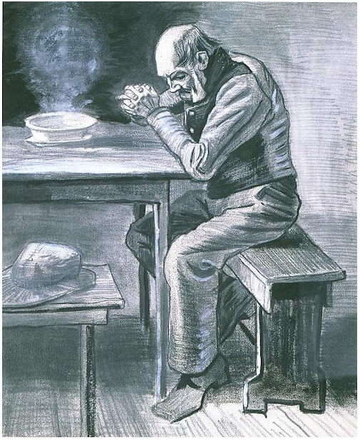 Prayer-Before-the-Meal - 1882