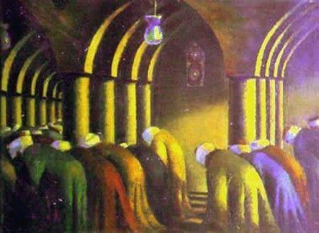 מחמוד, התפילה, 1934