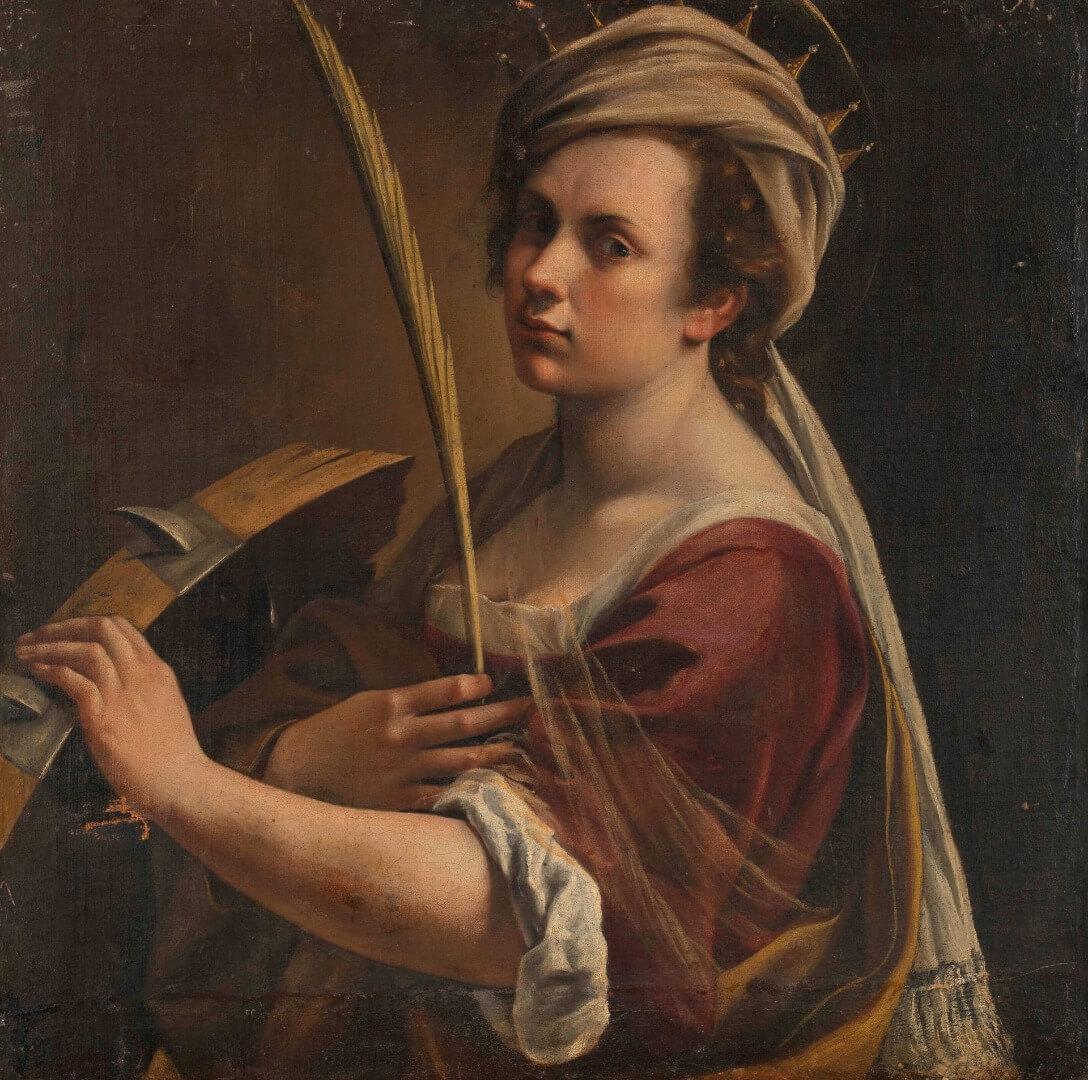 Artemisia_Gentileschi_-_Self-Portrait_5365