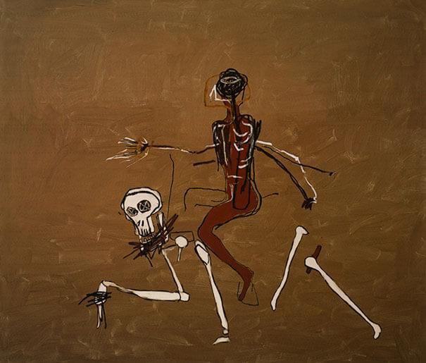 בסקיאט, לרכוב עם המוות, 1988