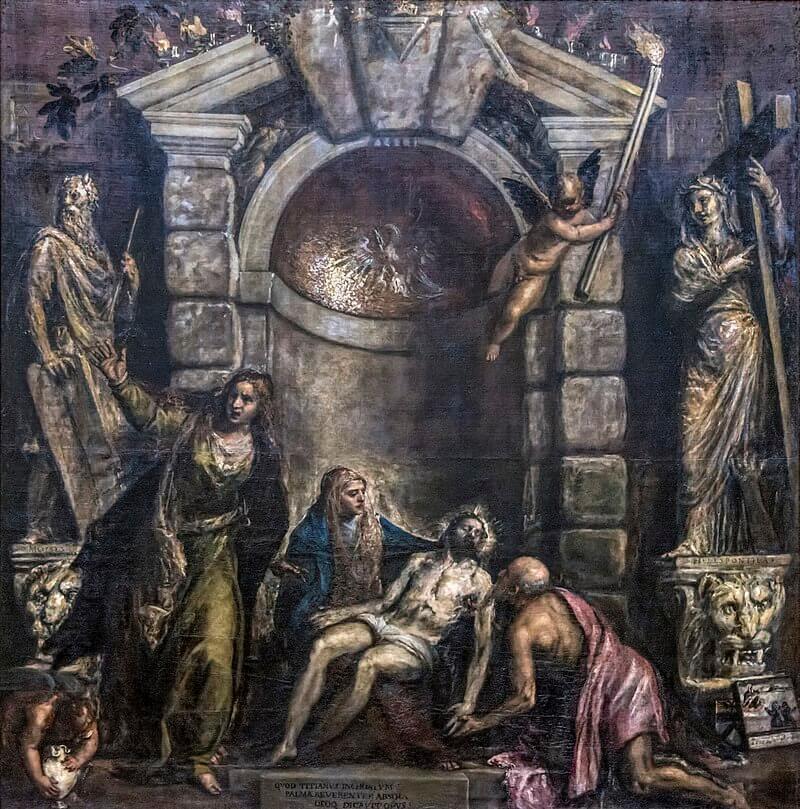 טיציאן, פיאטה 1576
