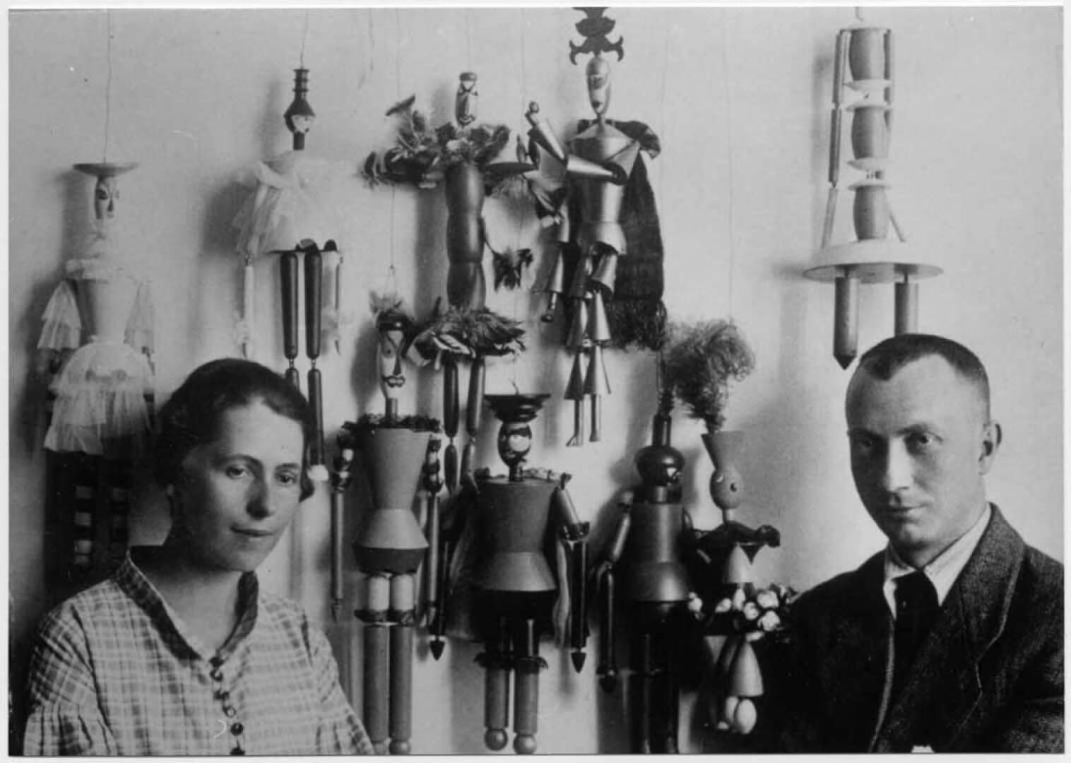 הזוג ארפ 1925