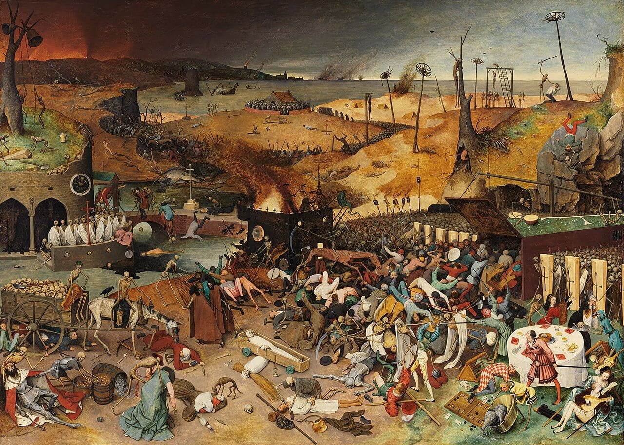 The_Triumph_of_Death_by_Pieter_Bruegel_the_Elder 1562