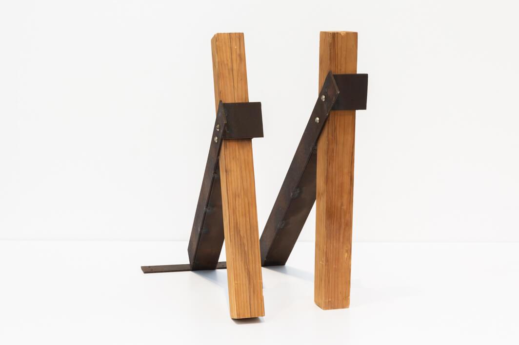 יחיאל שמי, דגם 1, 1996, עץ
